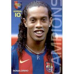 Ronaldinho Megacracks Barça Campió 2004-05