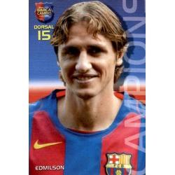 Edmilson Megacracks Barça Campió 2004-05