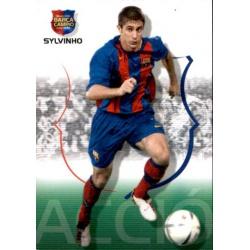 Sylvinho Megacracks Barça Campió 2004-05