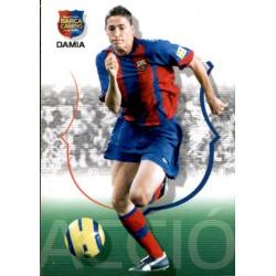 Damià Abella Megacracks Barça Campió 2004-05