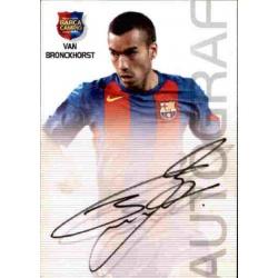 Giovanni van Bronckhorst Megacracks Barça Campió 2004-05