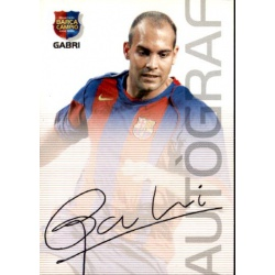 Gabri García Megacracks Barça Campió 2004-05