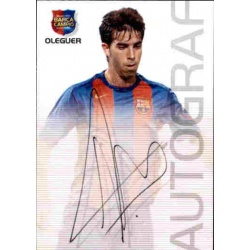 Oleguer Presas Megacracks Barça Campió 2004-05