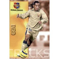 Ronaldinho Geni Megacracks Barça Campió 2004-05