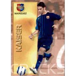 Rafael Márquez - Kaiser Megacracks Barça Campió 2004-05