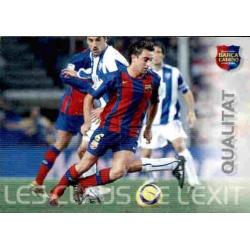 Qualitat Megacracks Barça Campió 2004-05
