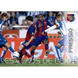 Pressio Megacracks Barça Campió 2004-05