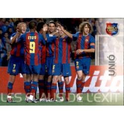 Unio Megacracks Barça Campió 2004-05