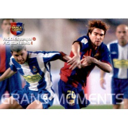 Deco - RCD.Espanyol 0 - F.C. Barcelona 1 Megacracks Barça Campió 2004-05
