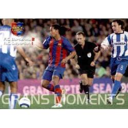 Ronaldinho - F.C.Barcelona 2 - R.C.Deportivo 1 Megacracks Barça Campió 2004-05