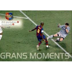 Etoo - F.C.Barcelona 3 - R. Madrid 0 Megacracks Barça Campió 2004-05
