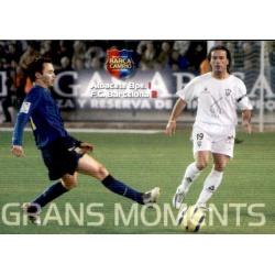 Iniesta - Albacete 1 - F.C.Barcelona 2 Megacracks Barça Campió 2004-05