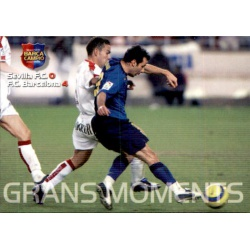 Giuly - Sevilla F.C. 0 - F.C.Barcelona 4 Megacracks Barça Campió 2004-05