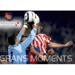 Víctor Valdés - F.C.Barcelona 2 - Athletic Club 0 Megacracks Barça Campió 2004-05