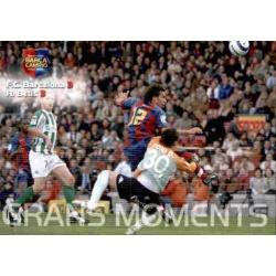 Barcelona 3 Real Betis 3 Megacracks Barça Campió 2004-05