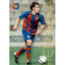 Joan Verdú Fernández Megacracks Barça Campió 2004-05
