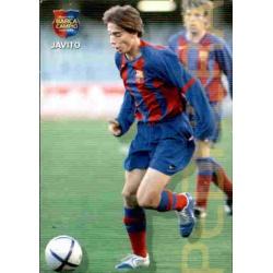 Francisco Javier Peral Perianes Javito Megacracks Barça Campió 2004-05