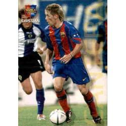 Cristian Hidalgo González Megacracks Barça Campió 2004-05