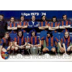 Lliga 1973/74 Megacracks Barça Campió 2004-05