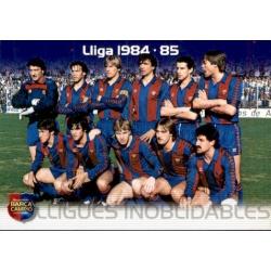 Lliga 1984/85 Megacracks Barça Campió 2004-05