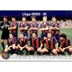 Lliga 1990/91 Megacracks Barça Campió 2004-05