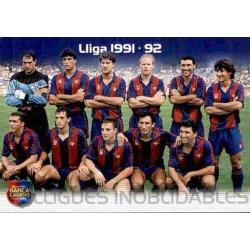 Lliga 1991/92 Megacracks Barça Campió 2004-05