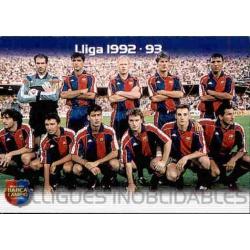 Lliga 1992/93 Megacracks Barça Campió 2004-05
