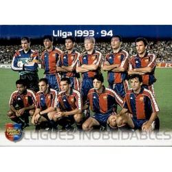 Lliga 1993/94 Megacracks Barça Campió 2004-05
