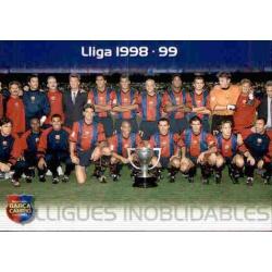Lliga 1998/99 Megacracks Barça Campió 2004-05