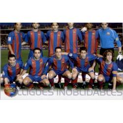 Lliga 2004/05 Megacracks Barça Campió 2004-05