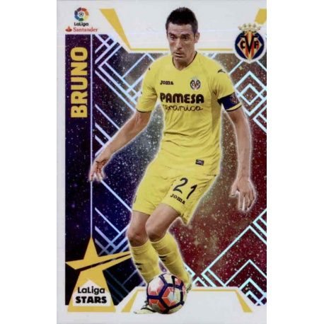 Bruno La Liga Stars 3 Ediciones Este 2017-18