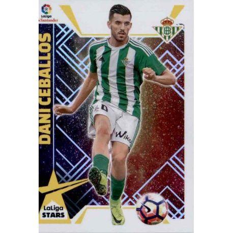 Dani Ceballos La Liga Stars 5 Ediciones Este 2017-18