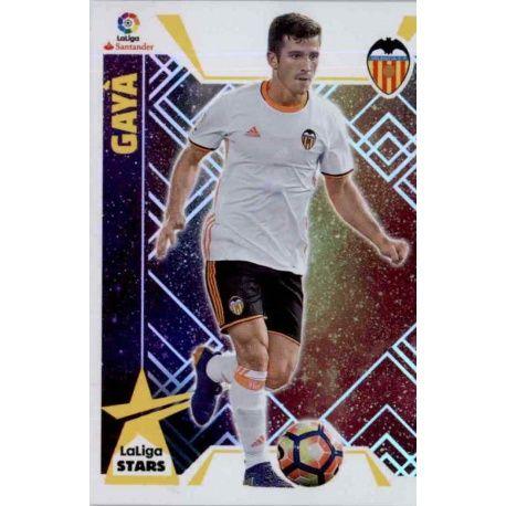 Gayà La Liga Stars 6 Ediciones Este 2017-18
