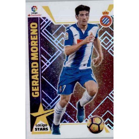 Gerard Moreno La Liga Stars 7 Ediciones Este 2017-18