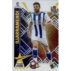 Illarramendi La Liga Stars 10 Ediciones Este 2017-18