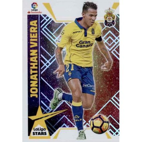 Jonathan Viera La Liga Stars 12 Ediciones Este 2017-18