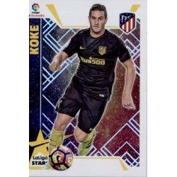 Koke La Liga Stars 13 Ediciones Este 2017-18