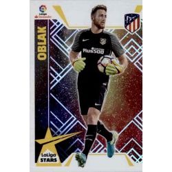 Oblak La Liga Stars 19 Ediciones Este 2017-18