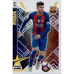 Piqué La Liga Stars 21 Ediciones Este 2017-18