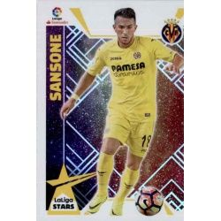 Sansone La Liga Stars 22 Ediciones Este 2017-18