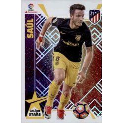Saúl La Liga Stars 23 Ediciones Este 2017-18