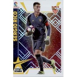 Sergio Rico La Liga Stars 25 Ediciones Este 2017-18
