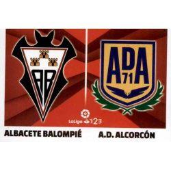 Albacete / Alcorcón Liga 123 1 Ediciones Este 2017-18