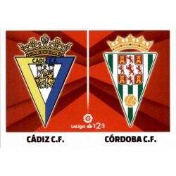 Cádiz / Córdoba Liga 123 3 Ediciones Este 2017-18