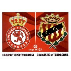 Cultural Leonesa / Gimnástic Liga 123 4 Ediciones Este 2017-18