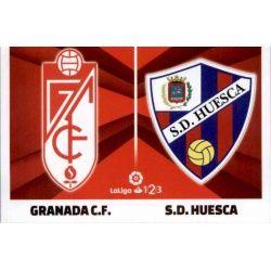 Granada / Huesca Liga 123 5 Ediciones Este 2017-18