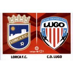 Lorca / Lugo Liga 123 6 Ediciones Este 2017-18