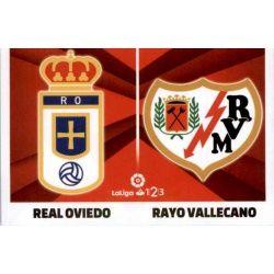 Oviedo / Rayo Vallecano Liga 123 8 Ediciones Este 2017-18