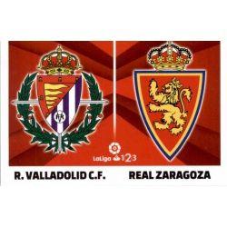 Valladolid / Zaragoza Liga 123 11 Ediciones Este 2017-18