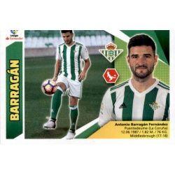 Barragán Betis UF3 Ediciones Este 2017-18